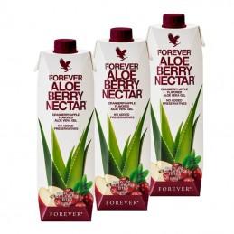 Trójpak Aloe Berry Nectar