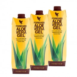 Forever Aloe Vera Gel - Trójpak