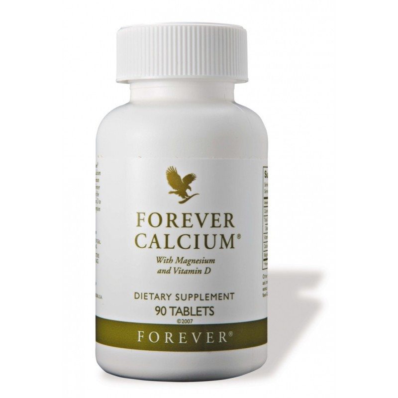 Forever Calcium - Wapń z witaminami - 90 tabl.