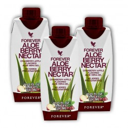 FOREVER ALOE BERRY NECTAR™ MINI -  12 szt