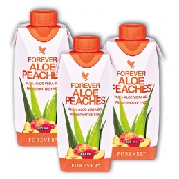 FOREVER ALOE PEACHES™ MINI -  12 szt